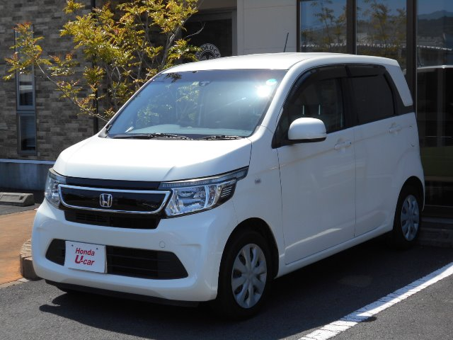 Honda N-WGNG  Aパッケージ U-Carテラス