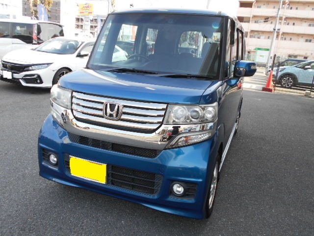 Honda N-BOXCustom G.L パッケージ (T/C:1144AL3)|岐阜東バイパス店