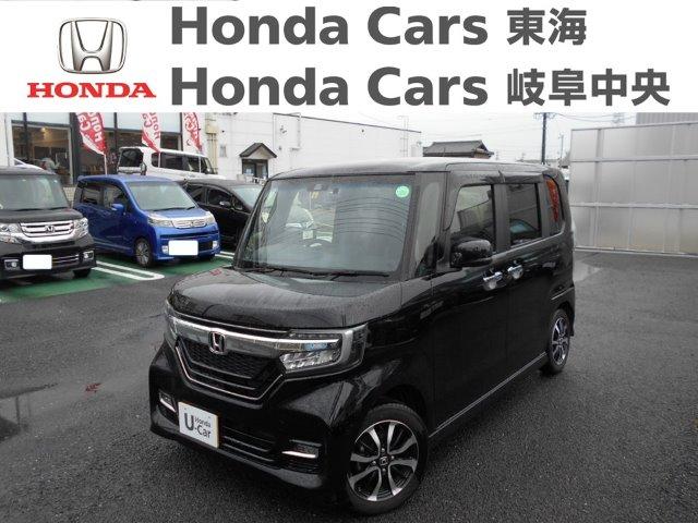 Honda N-BOXカスタムG EXホンダセンシング|蟹江店