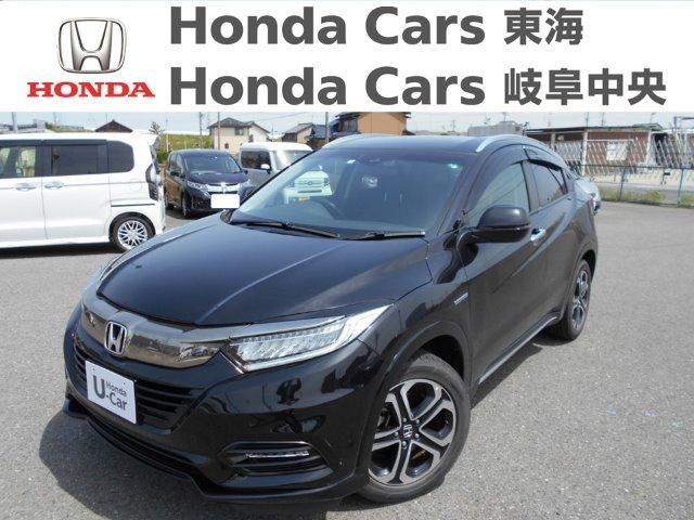 Honda ヴェゼルHYBRID Zホンダセンシング|蟹江店