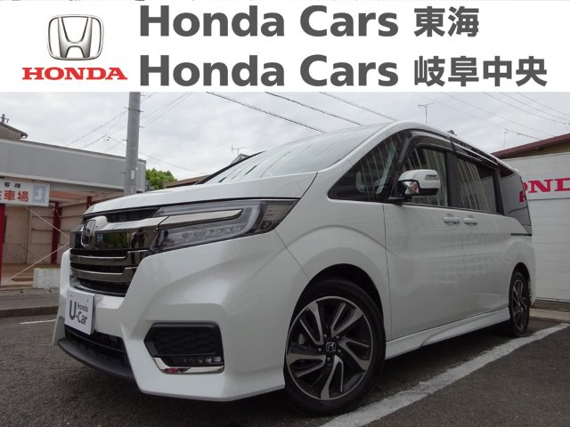 Honda ステップワゴンスパーダクールスピリッツ ホンダセンシング|津島古川店