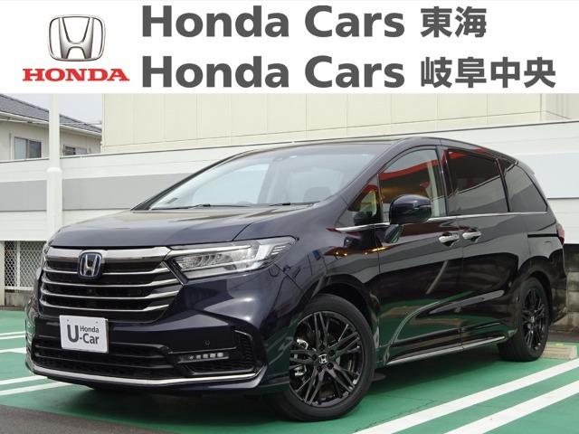 Honda オデッセイe:HEV ABSOLUTE EX|北一色店