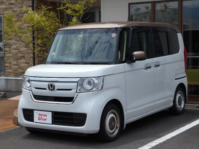 Honda N-BOXG Lホンダセンシング カッパーブラウンスタイル|U-Carテラス