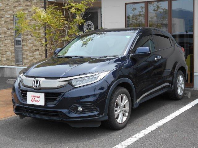 Honda VEZEL X ホンダセンシング|U-Carテラス