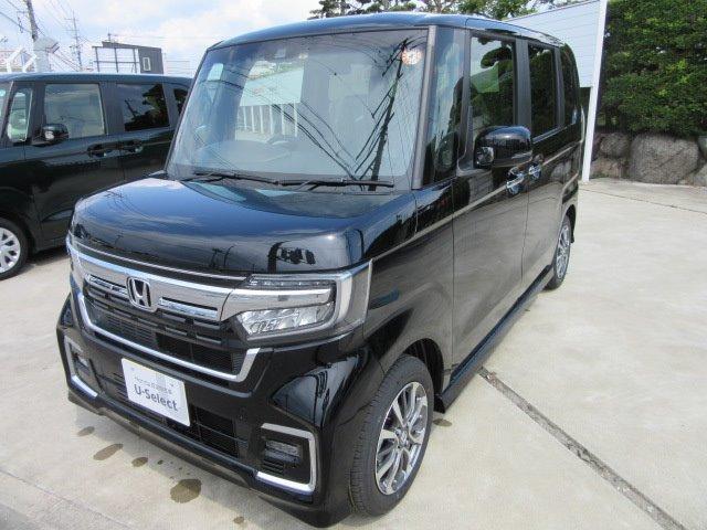 Honda N-BOXカスタムL|井戸山店