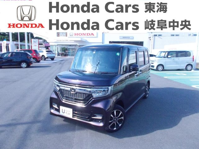 Honda N-BOXCustom G-L SENSING|富木島店