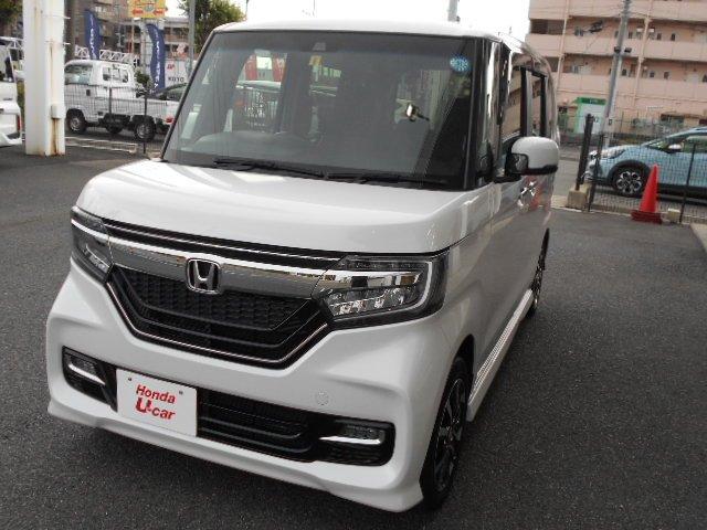 Honda N-BOXCustom G.L Honda SENSING (T/C:11341G3)|岐阜東バイパス店