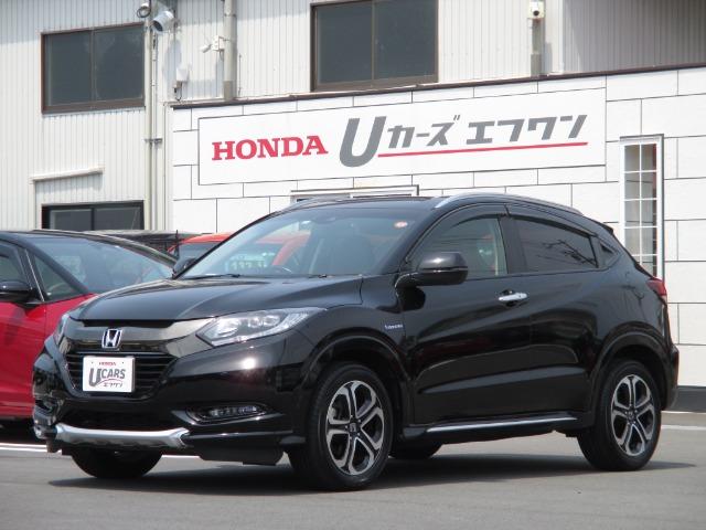 Honda ヴェゼルハイブリッドZホンダセンシング|第2展示場