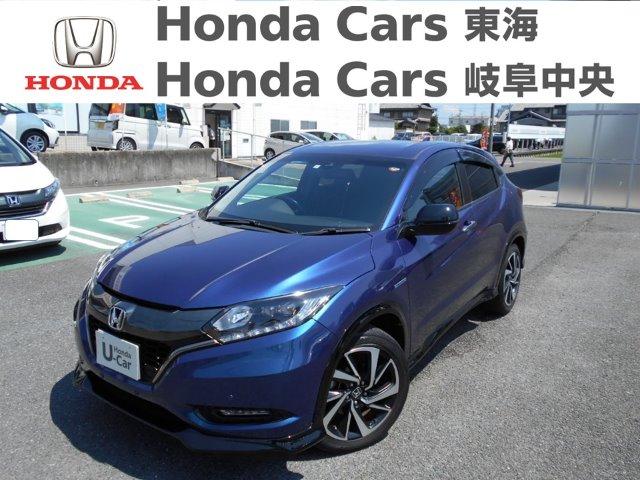 Honda ヴェゼルHV RS ホンダセンシング|蟹江店