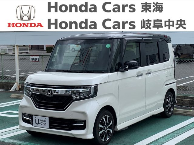 Honda N-BOXカスタム G-Lホンダセンシング 2トーン|河渡店