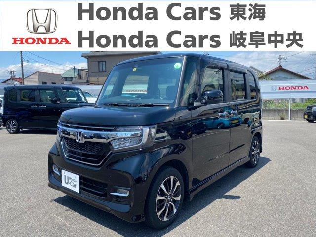 Honda N-BOXカスタムG・Lホンダセンシング|大垣禾森店