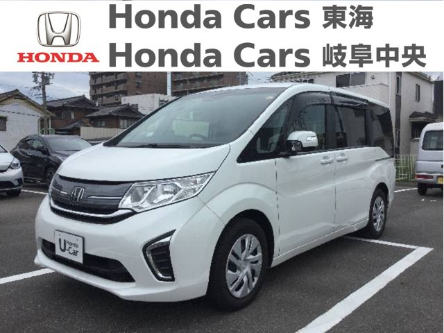 Honda ステップワゴンG ホンダセンシング|名和店