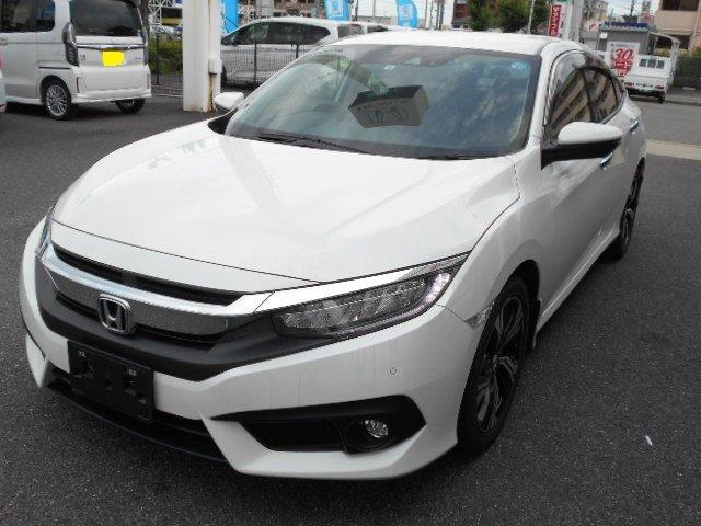 Honda シビックSEDAN (T/C:1S44BP3)|岐阜東バイパス店