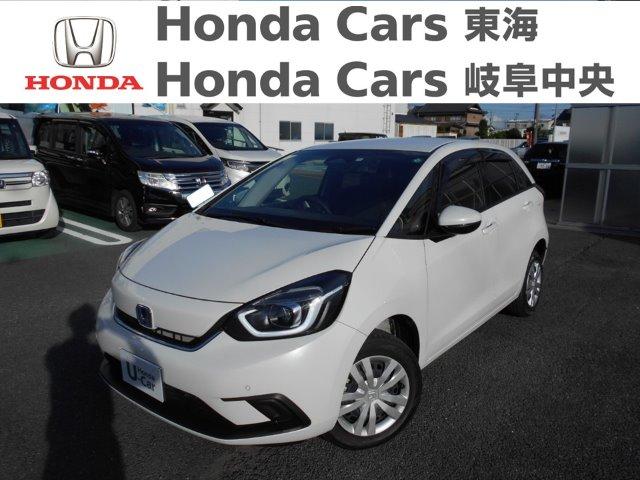 Honda フィットe:HEV HOME 4WD|蟹江店