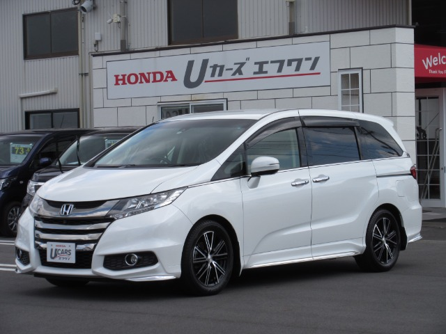 Honda オデッセイアブソルートXホンダセンシング アドバンスドP|第2展示場