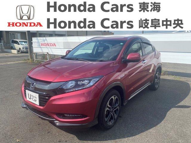 Honda ヴェゼルHYBRID X Honda SENSING ブリリアントスタイルエディション|豊明北店