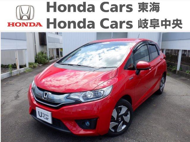 Honda フィットハイブリッド Lパッケージ 国府宮店