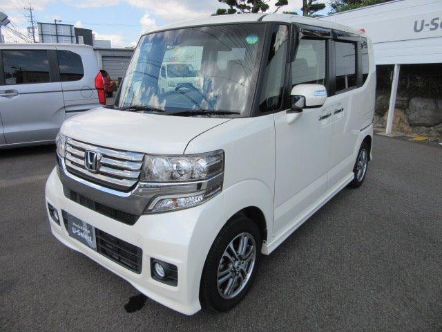 Honda N-BOXカスタム SSパッケ-ジ|井戸山店
