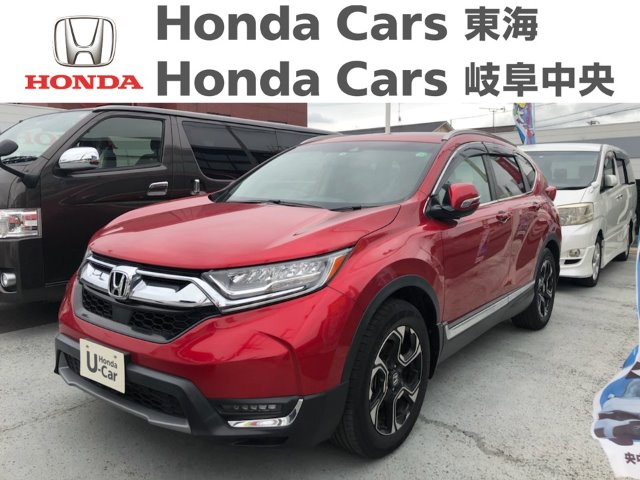 Honda CR-VEXマスターピース 富木島店