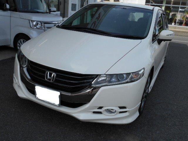 Honda オデッセイAbsolute|岐阜東バイパス店